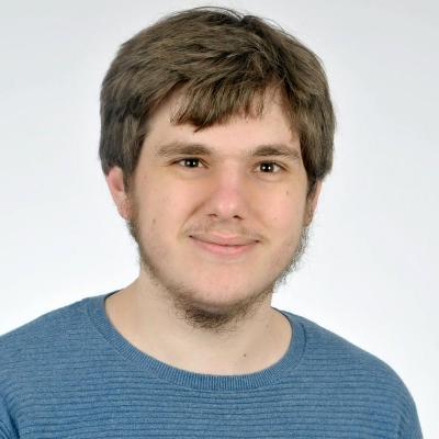 Portrait of Pablo Klaschka